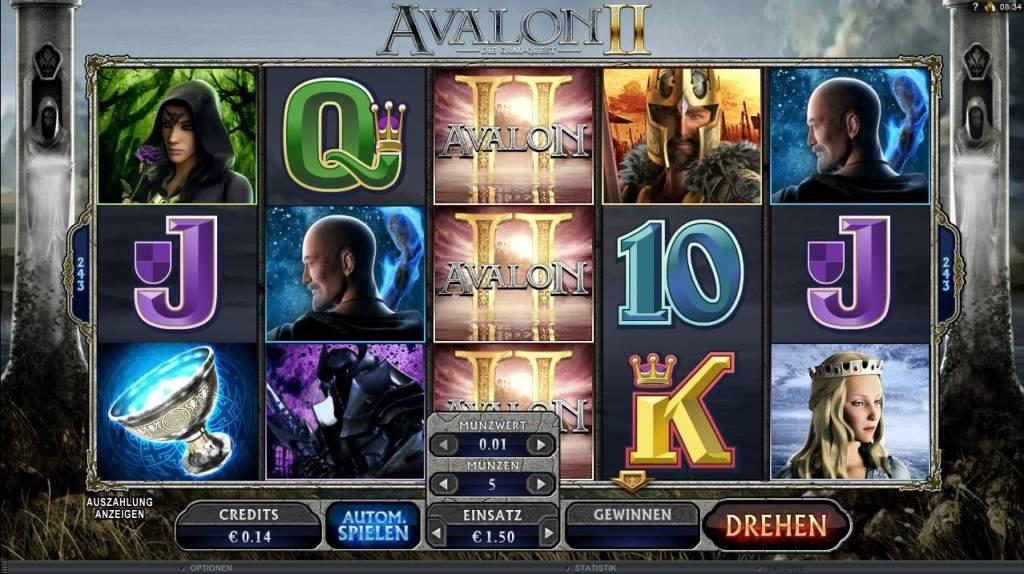 Mobile casino list